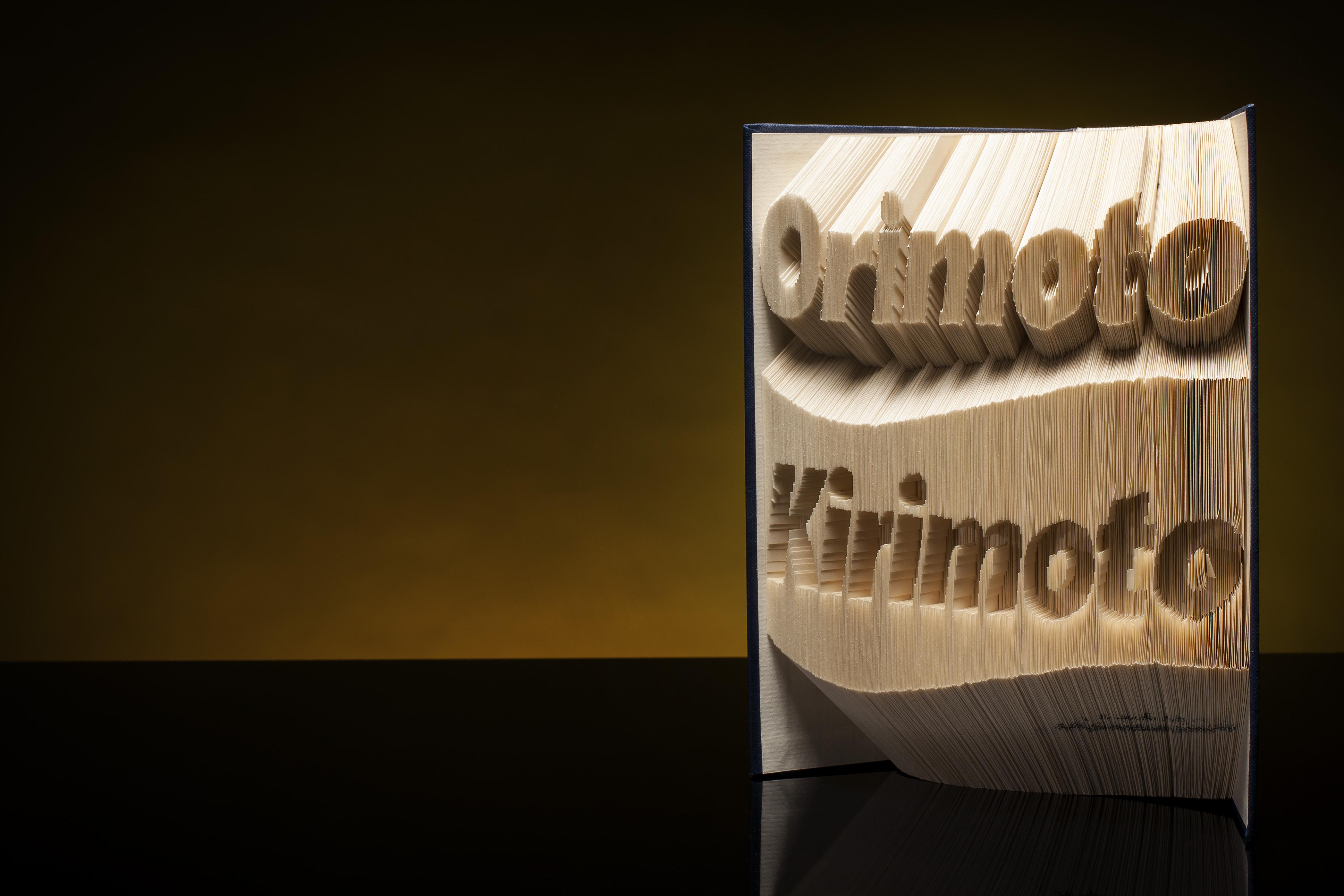 Kirimoto / Orimoto Anja Schachtner - Willkommen